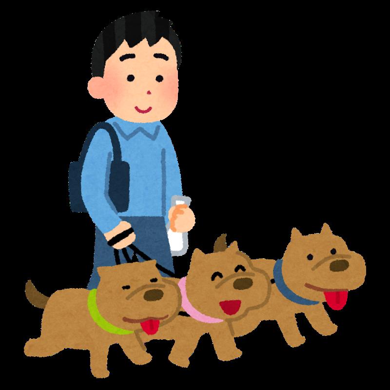 男性の患者様WITH犬イラスト.png